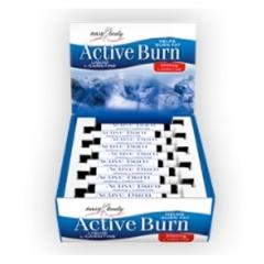Active burn en ampollas easy body, 2g de l-carnitina por ampolla