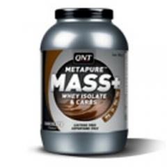 Metapure mass qnt, aumentador de masa muscular seca