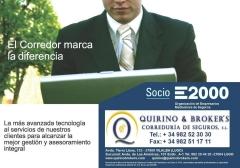 QUIRINO BROKERS - El Corredor de Seguros marca la diferencia, siempre al lado de su cliente.