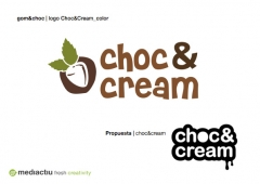 Diseño de branding, marca y elementos de comunicación para sector confitero - chocolates