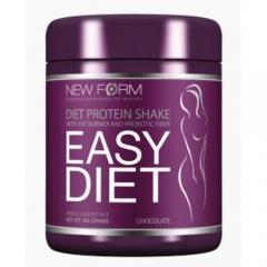 Easy diet new form, es una prote�na con quemadores de grasa y fibra prebi�tica
