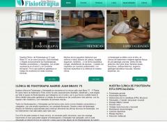 Cl�nica Fisioterapia Madrid Juan Bravo 75
