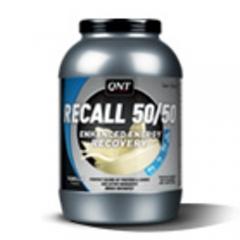 Recall 50/50 QNT,Prote�na concentrada con maltodextrina y dextrosa