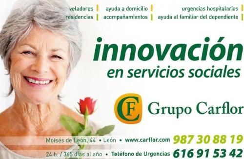 Grupo Carflor. Innovación en Servicios Sociales