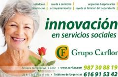 Grupo Carflor. Innovaci�n en Servicios Sociales