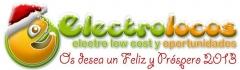 Electrolocos os desea una feliz navidad, lleno de buenos electrodomésticos baratos y buenos