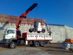 Gr�as industriales palencia - base valladolid - foto 24