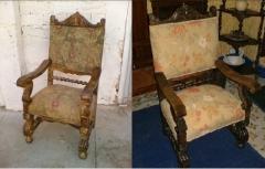 Restauraci n de muebles en valencia valencia - Restauracion muebles valencia ...