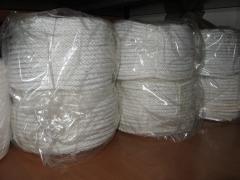 Cuerda de nylon en rollos