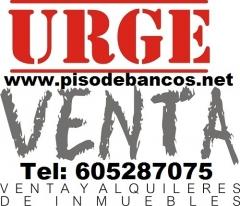 Pisos de bancos en Vélez y Torre del Mar