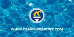 Toalla campus de verano. Microfibra
