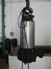 Bomba de aguas residuales abs.