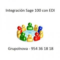 Integraci�n sage 100 con edi.