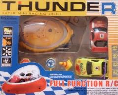 Mini coche radiocontrol thunder
