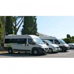 Alquiler autocar, minibus, taxi para traslados, cenas, etc...
