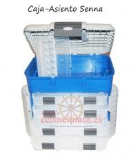 Www.ceboseltimon.es - caja asiento senna + 4 cajas maletas + caja se�uelo