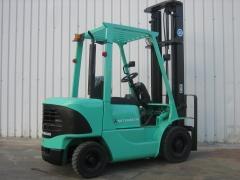 Carretilla diesel industrial mitsubishi fd25k