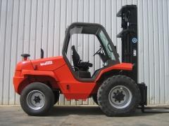 Carretilla diesel todoterreno 4x2 manitou mc30