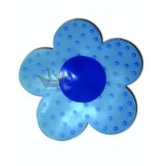 Alfombra de ducha flor