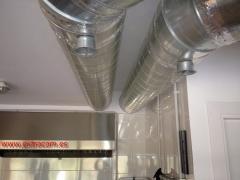 Campanas extractoras,extracci�n de humos,ventilaci�n industrial.