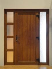 Puerta de entrada irun san sebastian