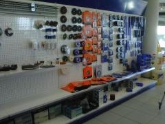 Exposicion brocas y discos
