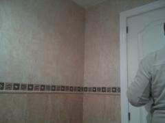 Reforma de baño en alicante - azulejo