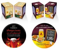 Productos promociones beer&food