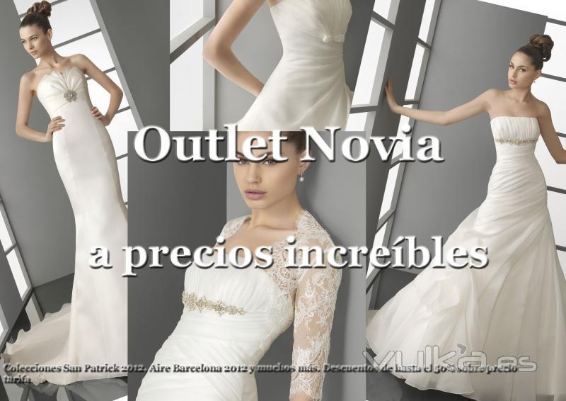 Outlet vestidos de novias en madrid