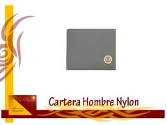 CARTERA CABALLERO NYLON