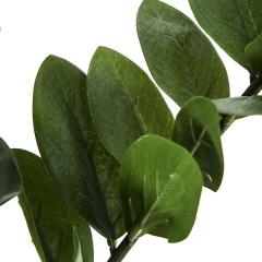 Plantas artificiales. planta zamifolia artificial con maceta 110 en la llimona home (3)