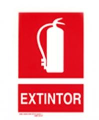 Señalizacion de extincion, seguridad, prohibicion y obligacion