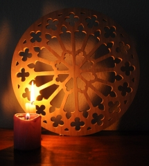 Celosias de madera, celosia decorativa