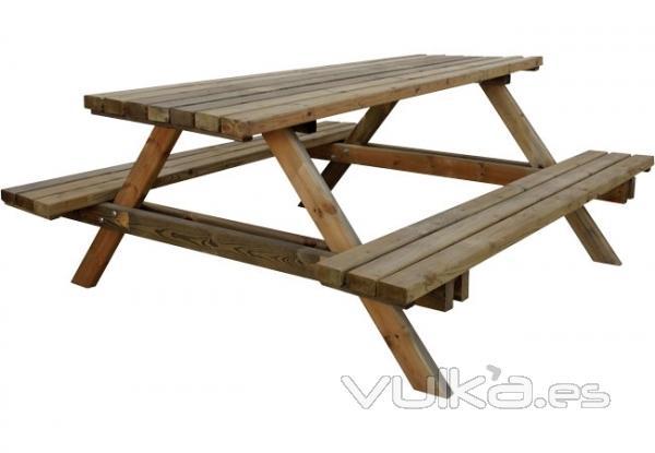 Sergin mobiliario urbano - Mesa de campo ...