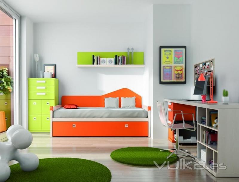 Ambara muebles confort - Dormitorios juveniles almeria ...