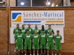 Patrocinio del club baloncesto cei campeon 2008/09