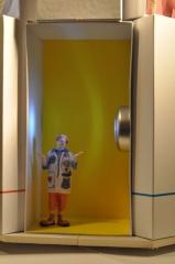 Esculturas en 3d de threedee-you foto-escultura 3d - te mereces un monumento 2013 - payaso