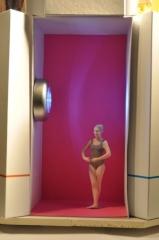 Esculturas en 3d de threedee-you foto-escultura 3d - te mereces un monumento 2013 - bailarina
