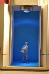 Esculturas en 3d de threedee-you foto-escultura 3d - te mereces un monumento 2013 - niño con perro