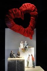 Esculturas 3d de threedee-you foto-escultura 3d-u - san valent�n - figuras para tarta de boda