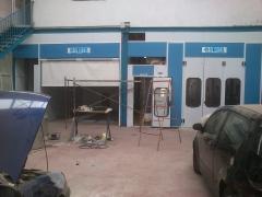 Rematando cabina y zona app nova verta. arquillos