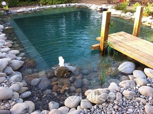 Piscinas ecologicas - Cloro en piscinas ...