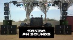 Equipo de sonido 12000w pineda hifi