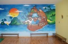 Mural embarcadero