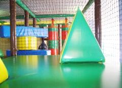Segunda planta estructura bolas