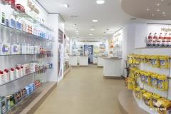 Mobiliario para farmacias en alicante