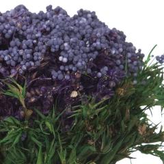 Arreglo floral bouquet natural violeta 17 2 - la llimona home