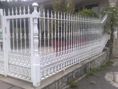 Verjas de aluminio tipo forja