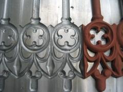 Molde para fundicion de aluminio