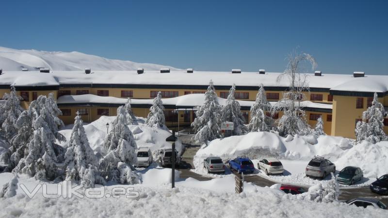 Foto de apartamentos alojasur sierra nevada foto 4 - Apartamentos baratos en sierra nevada ...